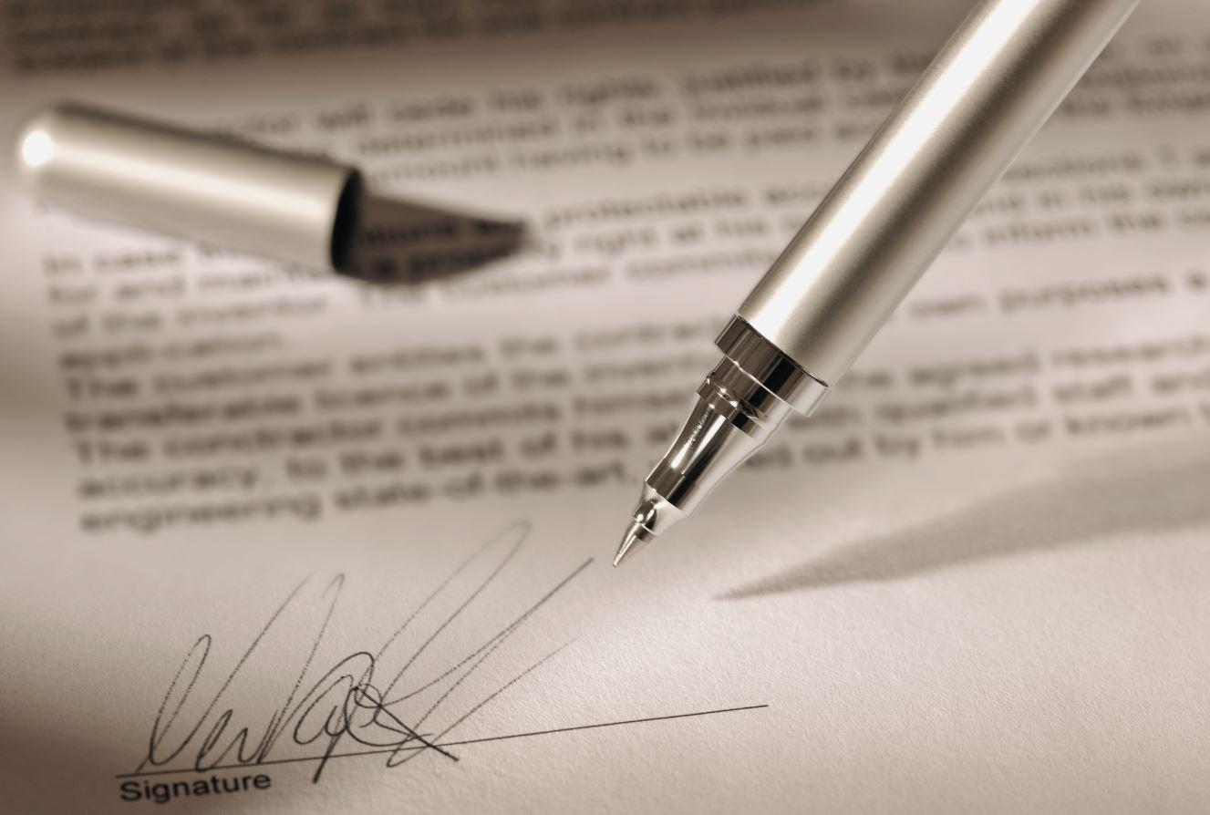 Der Brief An Die Firma
