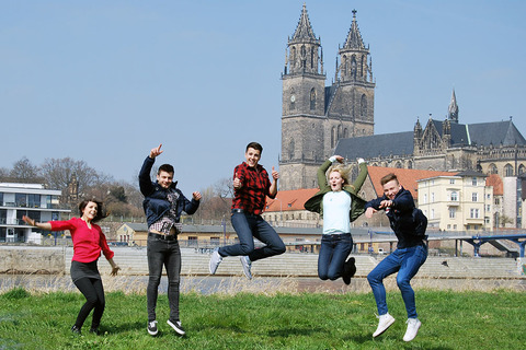Single parter Magdeburg