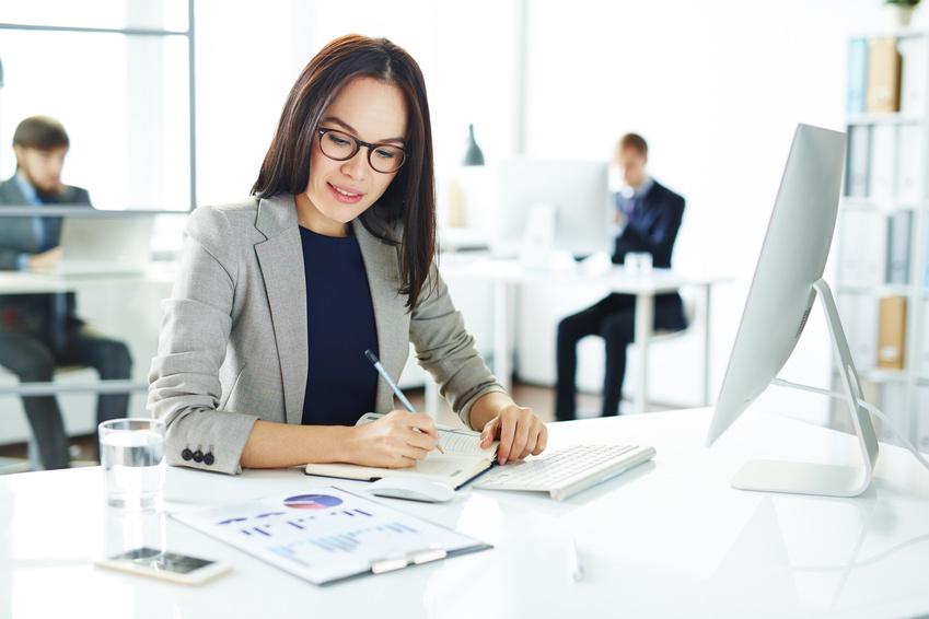 Bürokauffrau Für Büromanagement Ausbildung